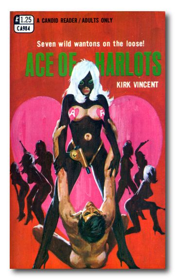 www.sluttons.com #sluttons www.etsy.com/shop/sluttons vintage trashy pulp novel pins for all