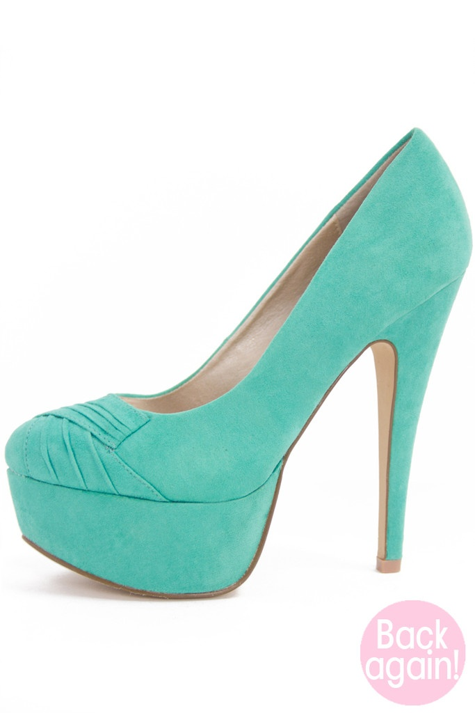 MINT PUMPS $65