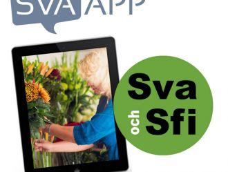 Nytt digitalt läromedel vid namn SVAAPP