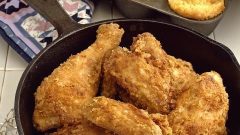 Hidden Valley Fried Chicken