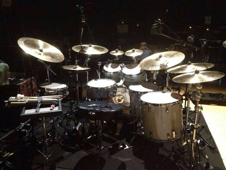 how to set up ashton drum kit