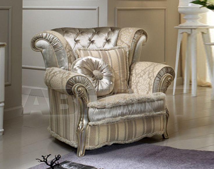 Кресло бежевое CIS-Salotti LEONARDO Poltrona , каталог мягкой мебели: фото, заказ, доставка - ABITANT , Москва