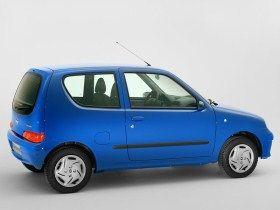 Fiat Seicento 1998. - 2010. http://mlfree.com/fiat-seicento-1998-2010/