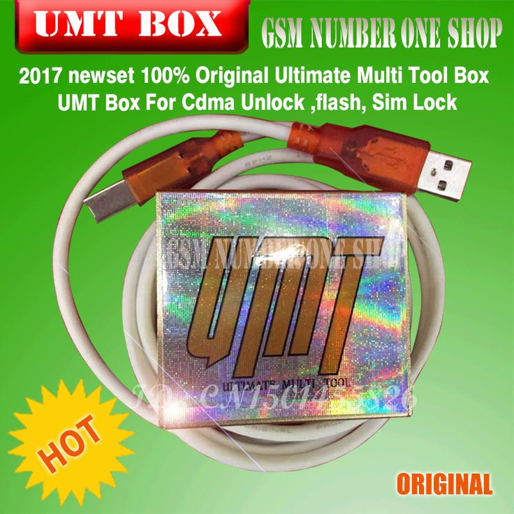 >> Click to Buy << 100% Original Ultimate Multi Tool Box UMT Box For Cdma Unlock ,flash, Sim Lock  #Affiliate