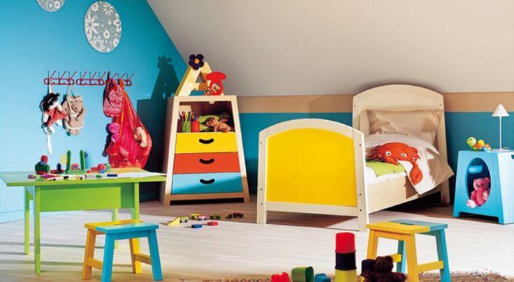 Colección de muebles Calico de Gautier para niños