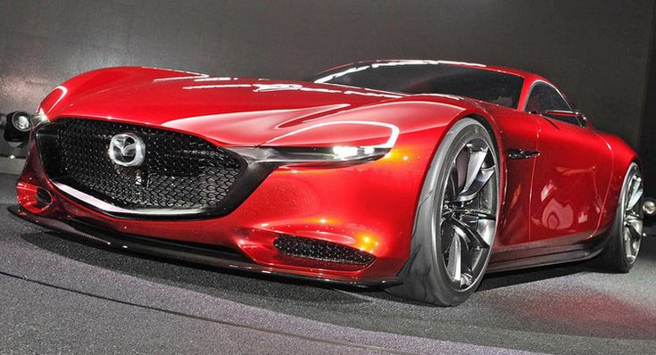 Mazda's New Turbo Rotary Engine Reportedly Coming In 2017