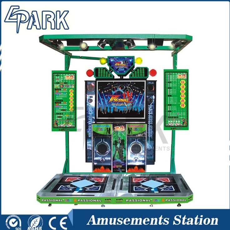 2016 New coin operated 3D Motion Sensing dancing video game machine redemption amusement electronic arcade game machine for sale