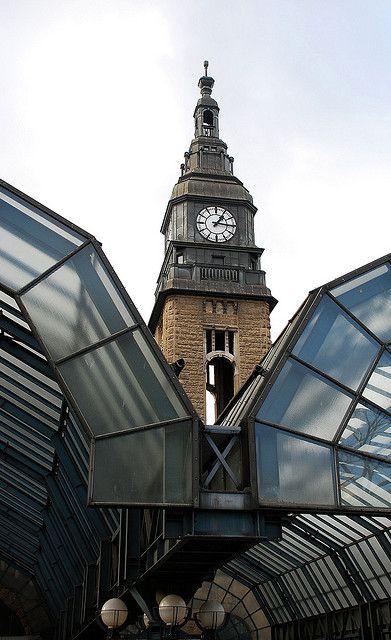 Hauptbahnhof - Hamburg, Germany