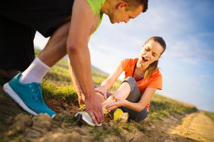 Protecting against injury: Basic Ankle Sprain Info &Tips