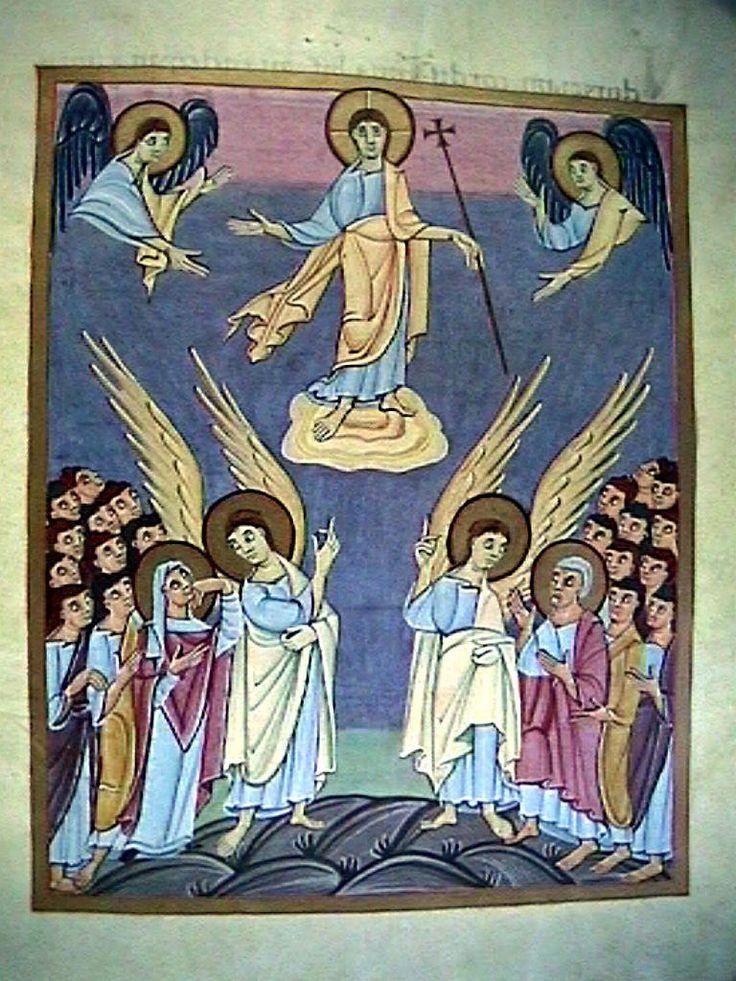 Kristi Himmelfart | Rumpenissen
