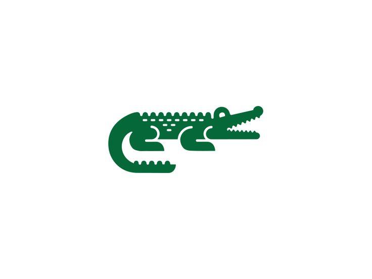Crocodile / alligator by matthieumartigny #Design Popular #Dribbble #shots