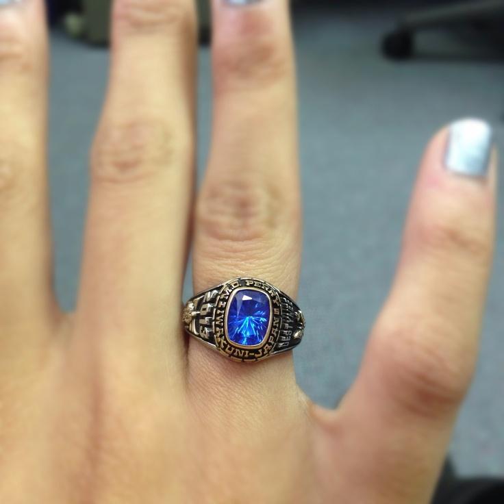 Class ring, that's cute! | Clothes & Such | Graduation ...  Class ring, tha...