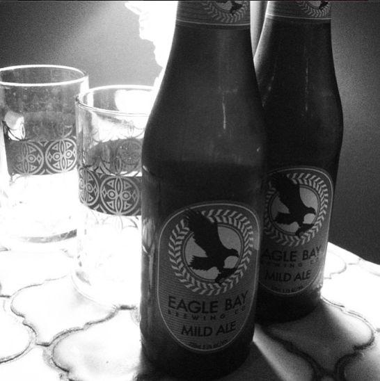 Eagle Bay mild ale