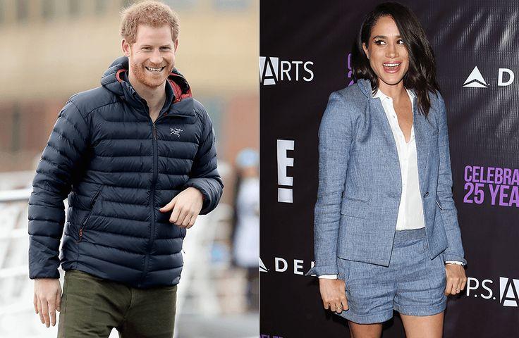 """Prinz Harry und Meghan Markle: """"Sie werden Ende des Sommers verlobt sein."""""""