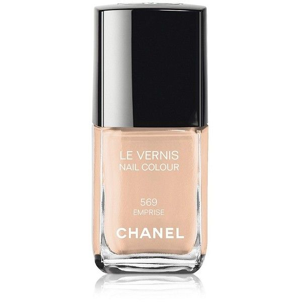 CHANEL LE VERNIS Nail Colour Emprise (29 CAD) ❤ liked on Polyvore featuring beauty products, nail care, nail polish, makeup, beauty, nails, cosmetics, fillers, chanel nail color and chanel nail lacquer