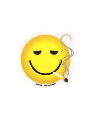 Smiley défoncé