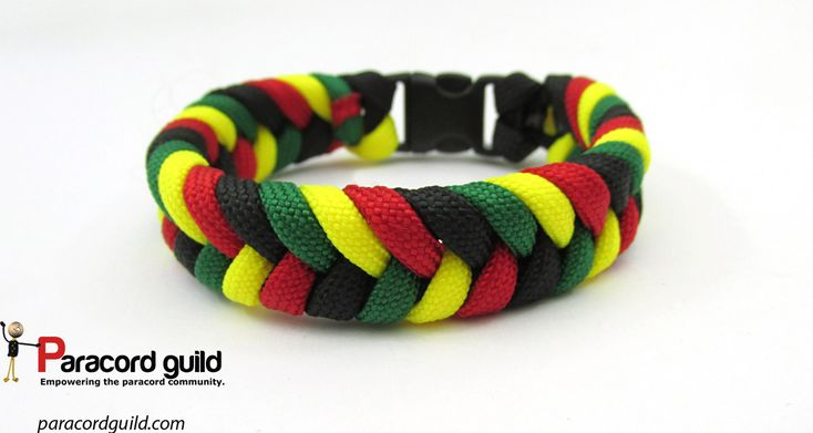 simple paracord bracelet instructions