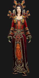 Arcanist Regalia (Recolor) - Transmog Set - World of Warcraft