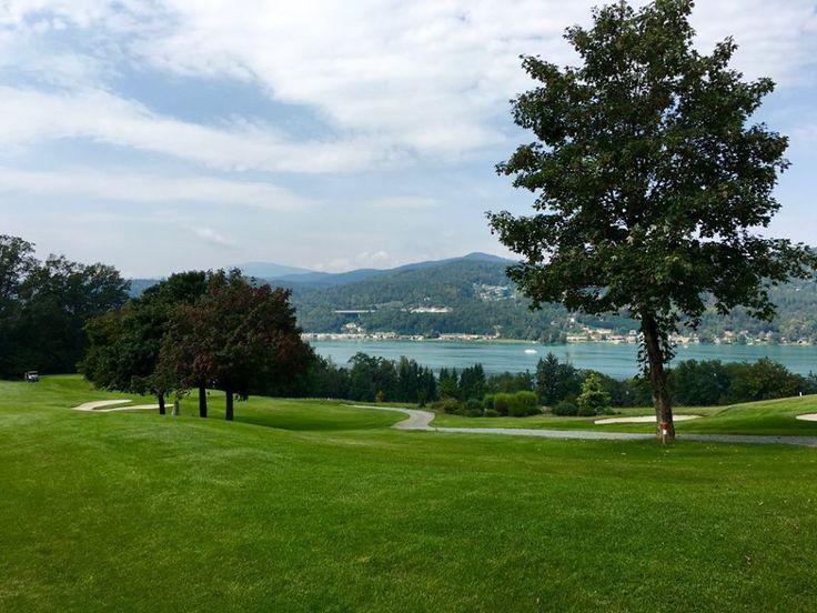 Möchtest du genussvoll Golfen? Besuch uns in Kärnten am Wörtersee - KGC Dellach!