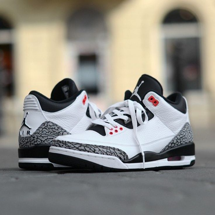 air jordan retro 3 instagram followers