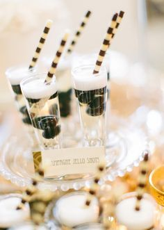 great gatsby themed desserts - Google Search