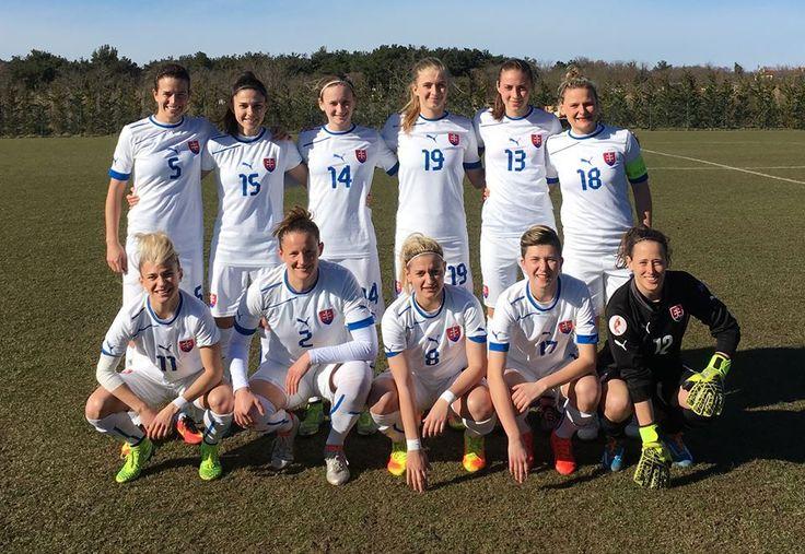 Slovakia Womans - víťazky Istria Cup 2017