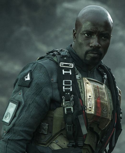 Colter Is Luke Cage - In case you haven't already heard, Mike Colter (Halo 5, Men in Black III) has bagged the title role in Marvel's Netflix series Luke Cage. I haven't seen Colter in a whole lot myself but I have to admit he's a dead ringer for the character. Colterjoins the already cast ...