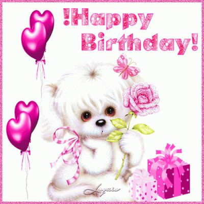 birthday wishes animated cards free download