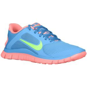Nike Free 4.0 V3 - Women's at  #freeruns20 #com full of nikes sneakers over 63% off