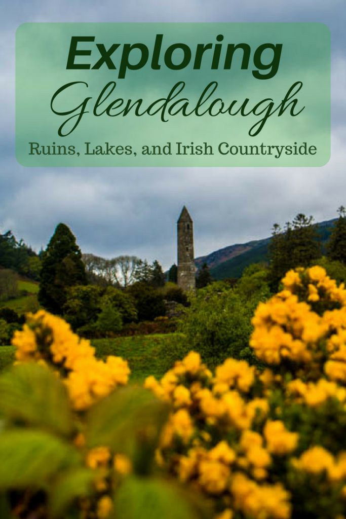 Exploring Ireland: Glendalough - In Search of Mexican
