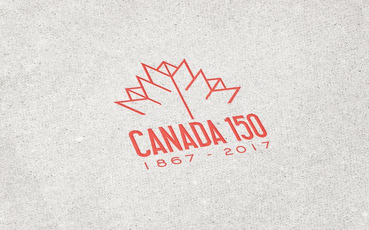 Community contest: Design Canada's 150th birthday logo! Logo design #2332 by oTheoSnake