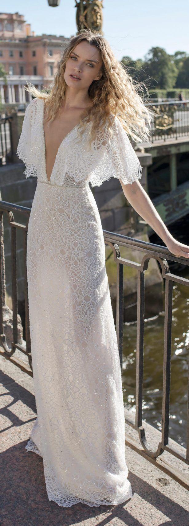 127 besten Bohemian Wedding Bilder auf Pinterest   Abendkleid ...