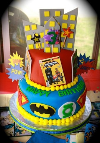justice league birthday parties - Google Search My Son's next party?! we'll see, we love The Justice League.