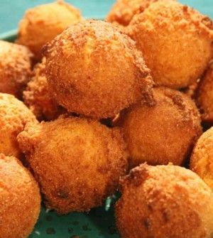 Recipe for Hush Puppies with Jalapeno Peppers