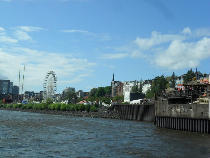 Hamburgo!