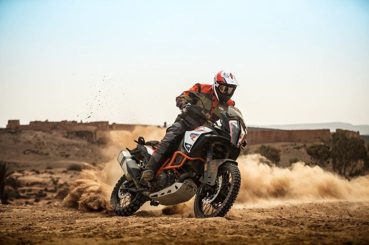 MCN's Senior Road Tester Adam 'Chad' Child has touched-down in Peru to ride KTM's new 1290 Super Adventure R – that's right we've sent the smallest guy in the office to ride the big R version. For