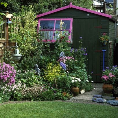 17 Best images about Garden Shed Ideas on Pinterest ...
