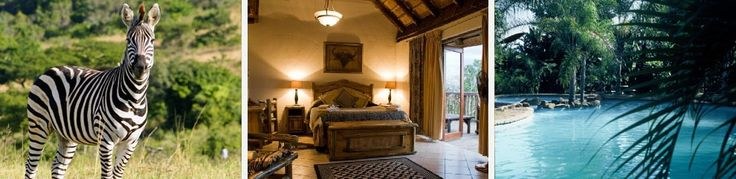 The tranquility and splendour of Bundu Lodge near Nelspruit, Mpumalanga, is beyond doubt a revitalizing experience.