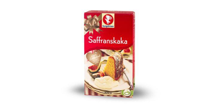 Saffranskaka mix - Produktinformation - Kungsörnen