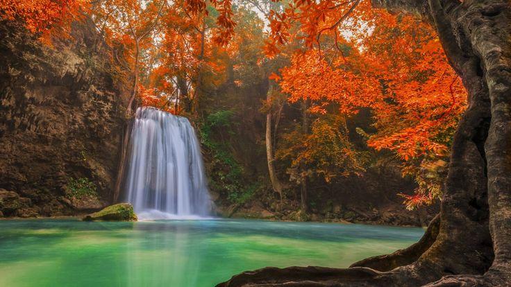 Thailand, Waterfall, Dreams..