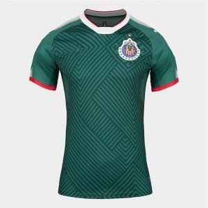 Women Chivas 2017-18 Season Third Shirt Jersey [L270]