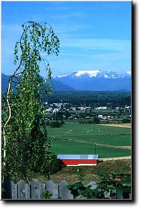 The Comox Valley