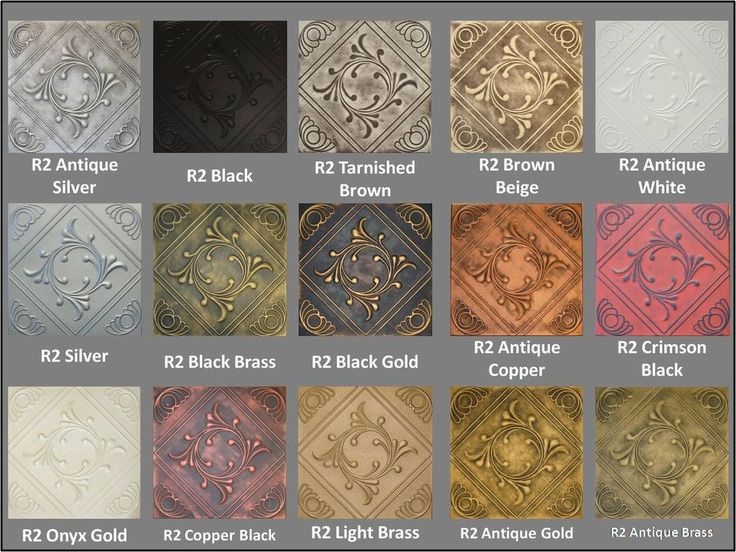 They can  be installed in walls and ceilings in any kind of room. The tiles on this  listing come already painted.
