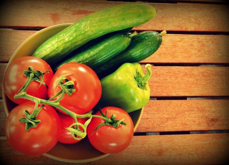 Greek Salad The Original -Horiatiki-