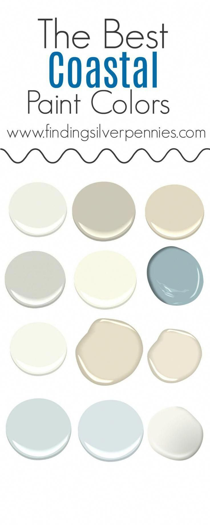 Nautical Paint Colors The Best Coastal Paint Colors I Finding Silver Pennies