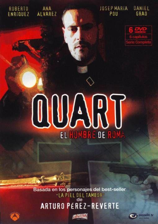 Quart (DVD S QUA), sèrie de televisió basada en els personatges de la novel·la La Piel del Tambor, d'Arturo Pérez-Reverte.