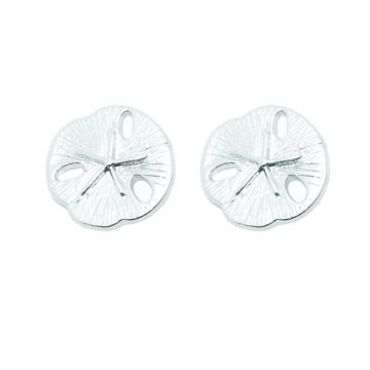 Sand Dollar Earrings in Silver- available in gold and silver.$24.00 Get 25% off these earrings with coupon code 'foxy pin' www.foxyoriginals... #sanddollar, #sand #dollar, #sandollar, #earrings, #silverjewelry, #silverearrings, #foxyoriginals, #sanddollardesign, #sistergift, #silverstuds, #jewelrygift, #cutepackaging, #holidaygift, #birthdaygift, #momgift