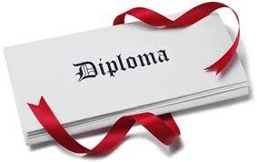 """Diploma conseguito presso il liceo scientifico """"G.Marconi"""" Foggia. Luglio 2003 100/100"""