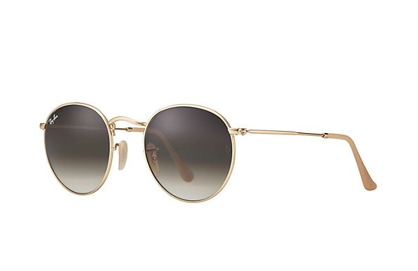 Ray-Ban 0RB3447  - ROUND METAL SUN | Official Ray-Ban Online Store