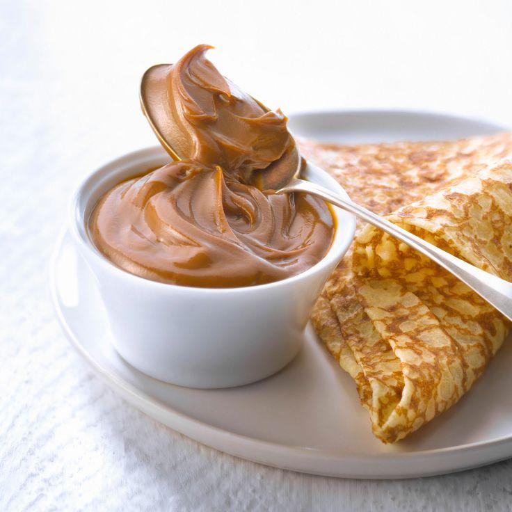 Découvrez la recette de la pâte à tartiner au caramel beurre salé